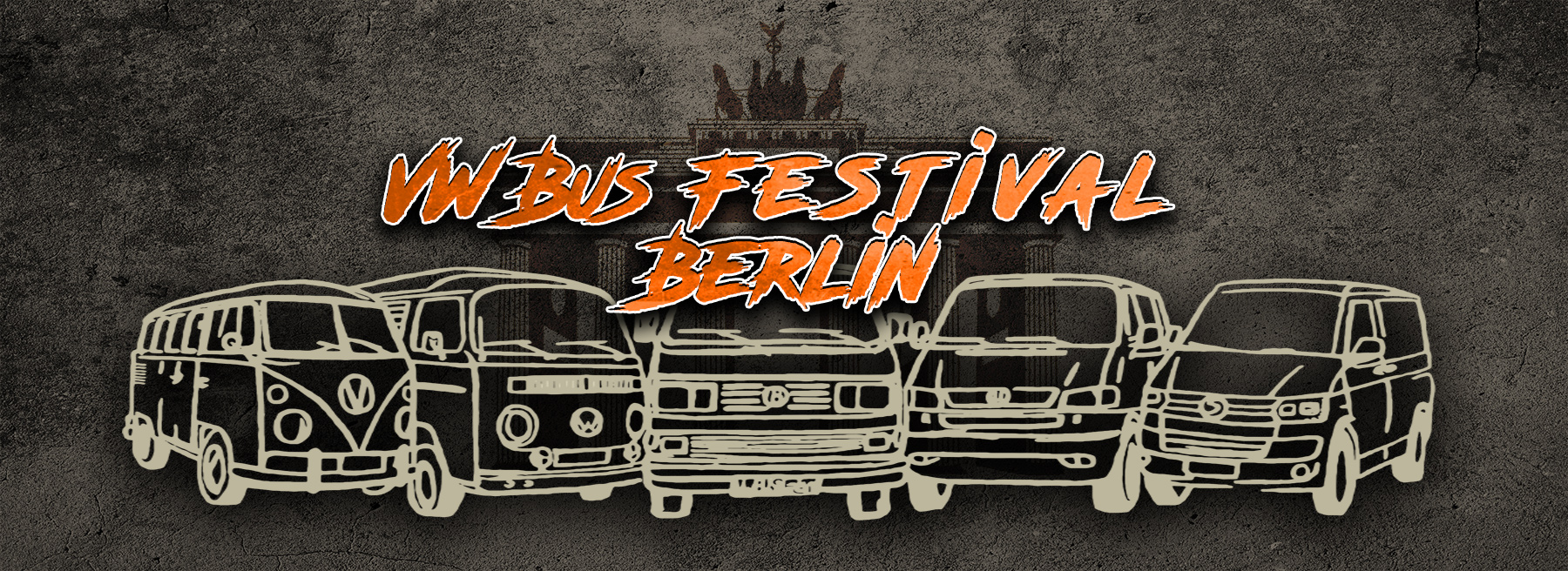 VW Bus Festival Berlin